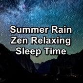 Summer Rain Zen Relaxing Sleep Time by Thunderstorm Sound Bank