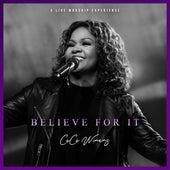Believe For It (Live) de Cece Winans