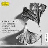 Sibelius: Violin Concerto Op.47; Symphony No.2 de Berliner Philharmoniker