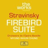 Stravinsky: The Firebird (Ballet Suite) by Orchestre de l'Opéra Bastille