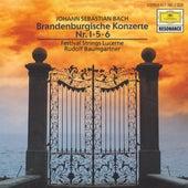 Bach, J.S.: Brandenburg Concerto No.1 BWV 1046; No.5 BWV 1050 & No.6 BWV 1051 de Festival Strings Lucerne
