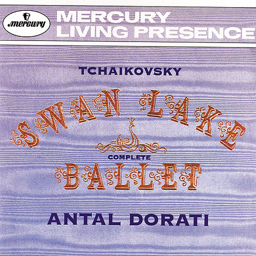 Tchaikovsky: Swan Lake by Minneapolis Symphony Orchestra