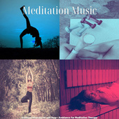Subdued Shakuhachi and Harp - Ambiance for Meditation Therapy by Meditation Music