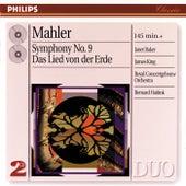 Mahler: Symphony No.9; Das Lied von der Erde de Various Artists