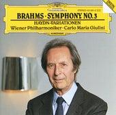 Brahms: Symphony No.3; Haydn-Variations by Wiener Philharmoniker