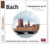 J. Chr. Bach: Sinfonien von Netherlands Chamber Orchestra