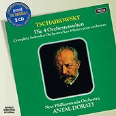 Tchaikovsky: Four Suites for Orchestra by New Philharmonia Orchestra