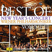 Best of New Year's Concert - Vol. II von Wiener Philharmoniker