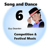 Song and Dance 6 - Competition & Festival Music by Guy Dearden