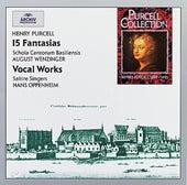 Purcell: 15 Fantasias & Vocal Works de Schola Cantorum Basiliensis