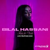 Fais le vide (Live Téléthon 2020) de Bilal Hassani