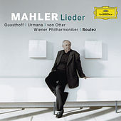 Mahler: Song Cycles de Violeta Urmana
