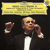 Boulez conducts Webern III de Berliner Philharmoniker