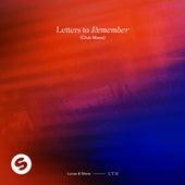 Letters To Remember (Club Mixes) von Lucas & Steve