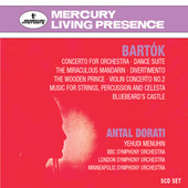 Dorati conducts Bartók by Various Artists