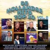 Hollandse Hits Top 20 vol. 8 de Delano Bisschops