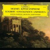 Mozart: Symphonie Nr. 41 C-Dur KV 551, Schubert: Symphonie Nr. 8 H-moll, D. 759 by Boston Symphony Orchestra