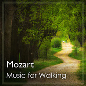 Music for Walking: Mozart by Wolfgang Amadeus Mozart