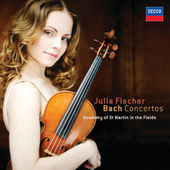 Bach, J.S.: Violin Concertos von Julia Fischer