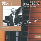 Beethoven: Great Pianists of the 20th Century Vol.13 by Alfred Brendel