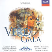 Verdi Gala - Famous Arias by Various Artists