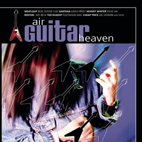 Air Guitar Heaven de Various Artists