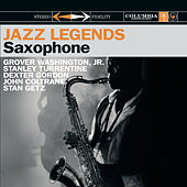 Jazz Legends: Saxophone by Various Artists