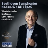 Beethoven: Symphonies Nos. 5 & 7 - Joeres by Dirk Joeres