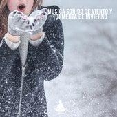Musica Sonido de Viento y Tormenta de Invierno de Vida Sana
