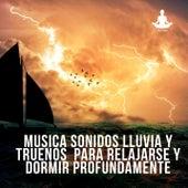 Musica Sonidos lluvia y Truenos Para Relajarse y Dormir Profundamente de Vida Sana