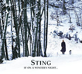 If On A Winter's Night von Sting