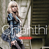 Believe (International Version) de Orianthi
