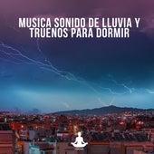 Musica sonido de lluvia y truenos para dormir de Vida Sana
