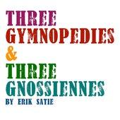 Three Gymnopedies & Three Gnossiennes by Erik Satie by Flutist