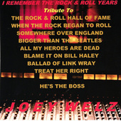 I Remember the Rock and Roll Years by Joey Welz