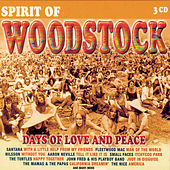 Spirit Of Woodstock de Various Artists