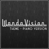 Wandavision - Intro Jingle (Episode 2) (Piano Rendition) by The Blue Notes