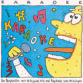 Karaoke - Der Partyknüller mit 16 Original Hits & Playbacks zum Mitsingen von Various Artists