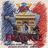 MusicWorld France de Various Artists