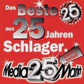 25 Jahre Deutscher Schlager de Various Artists