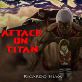 Attack On Titan de Ricardo Silva (1)