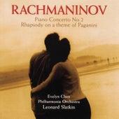 Rachmaninov: Piano Concerto No. 2/Rhapsody von Philharmonia Orchestra