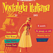 Nostalgia Italiana - 1965 de Various Artists
