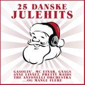 25 Danske Julehits de Various Artists