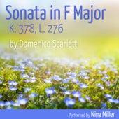 Sonata in F Major K. 378, L. 276 de Nina Miller