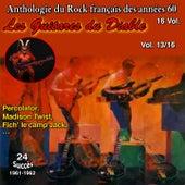Anthologie des groupes de rock français des années 1960 - 16 Vol. Les guitares du diable Vol. 13 / 16 - Percolator (24 Succès 1961-1962) by Les Guitares Du Diable