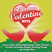 25 Danske Valentine-Hits by Various Artists
