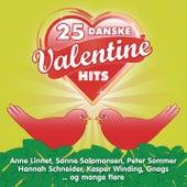 25 Danske Valentine-Hits fra Various Artists