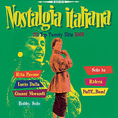 Nostalgia Italiana - 1966 de Various Artists