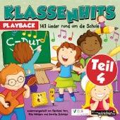 KlassenHits – Teil 4 – 143 Lieder rund um die Schule (Playback) von Reinhard Horn